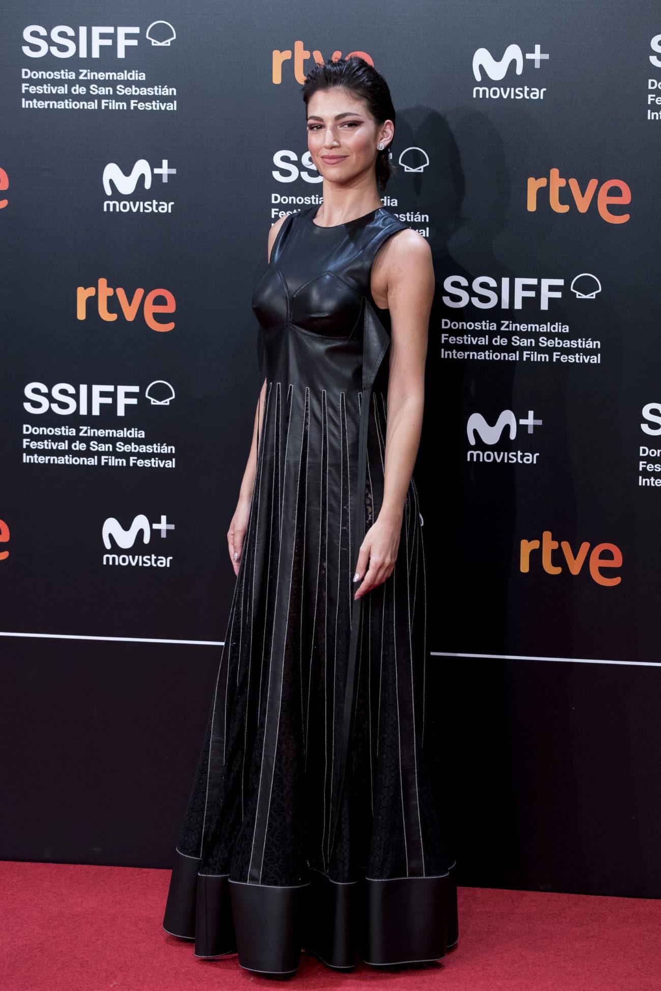 La actriz optó por un vestido sensacional que consiguió ser el...
