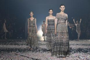 Desfile de Dior Primavera Verano 2019.