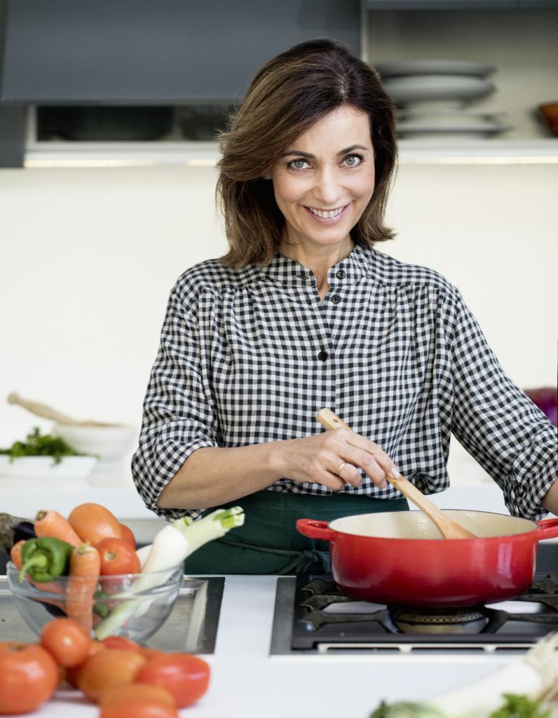 Sesé San Martín, directora de la Escuela Cocina TELVA.