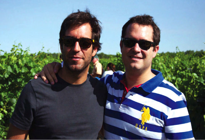 Diego y Hugo Ortega