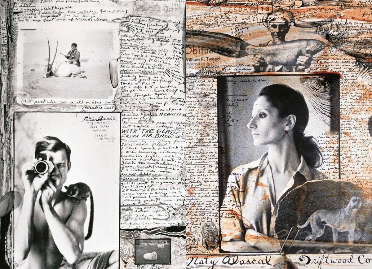 Collage inspiración Naty Abascal.