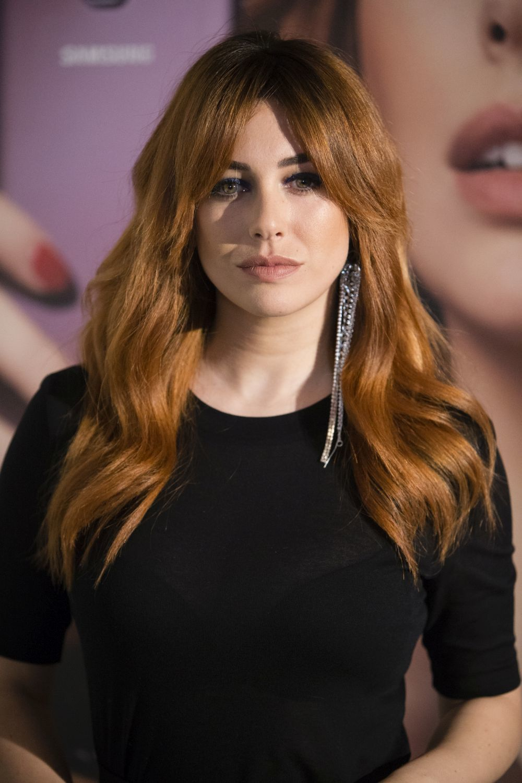 Blanca Suárez presume de pelirrojo color cobrizo espectacular para...
