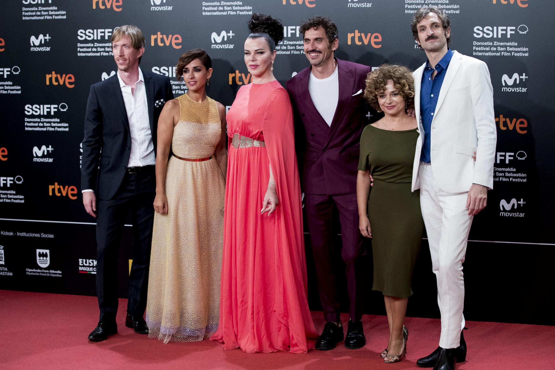 """Los creadores y protagonistas de """"Arde Madrid"""": Paco León, Anna R...."""