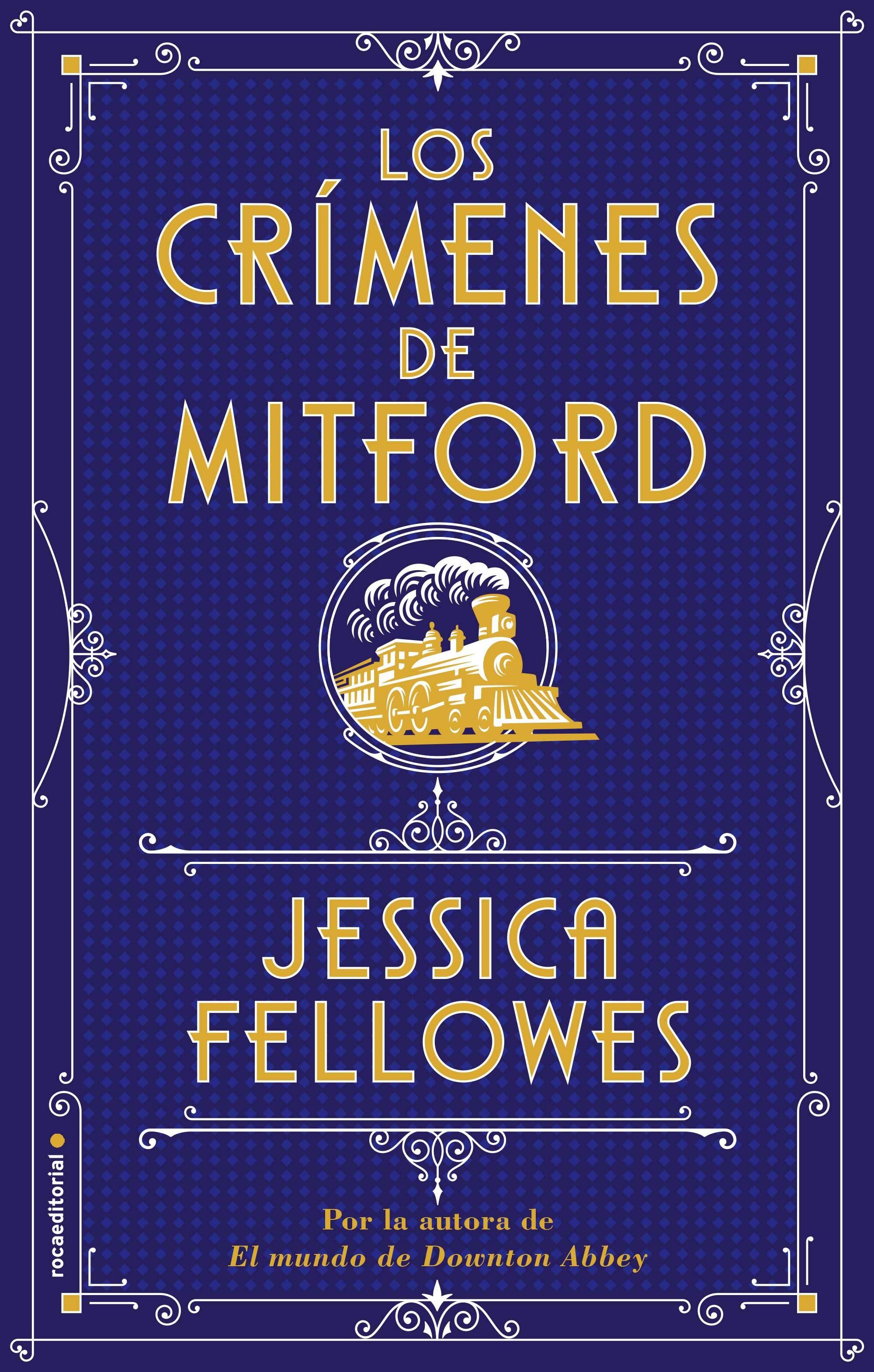 Los crímenes de Mitford.