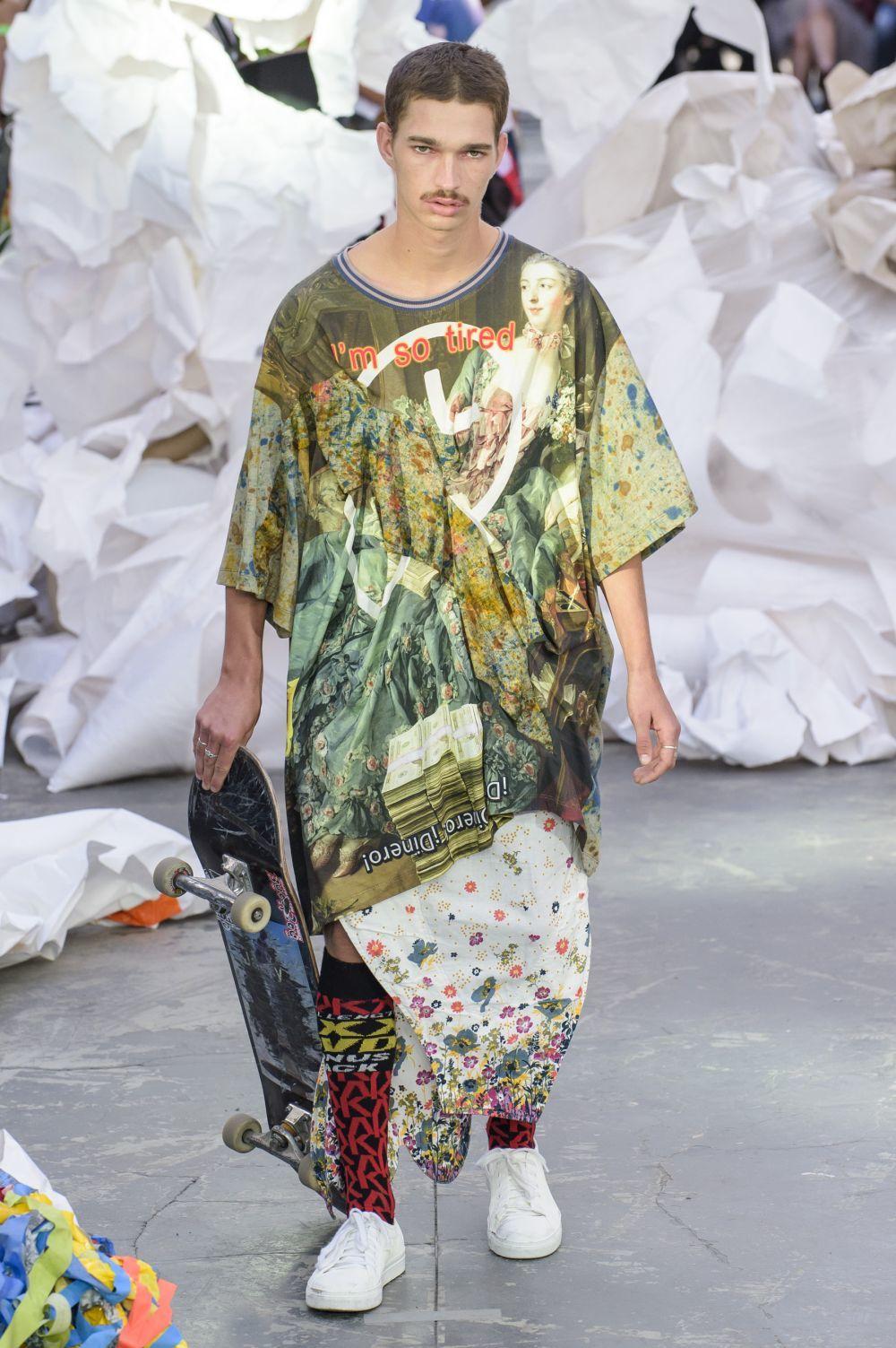 Andreas Kronthaler for Vivienne Westwood Primavera Verano 2019