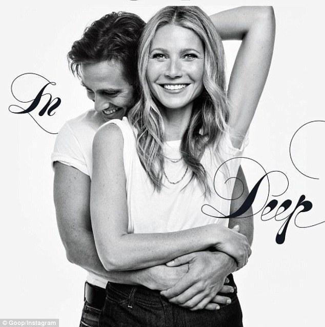 """Gwyneth Paltrow y Brad Falchuk se han dado el """"""""sí, quiero"""" tras..."""