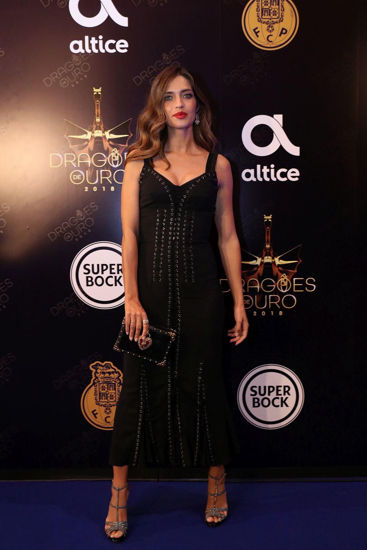 Sara Carbonero de Dolce&Gabbana