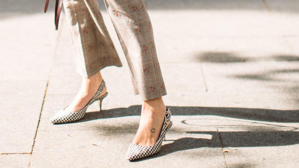 15 zapatos de tacón asequible  para ir a trabajar este otoño