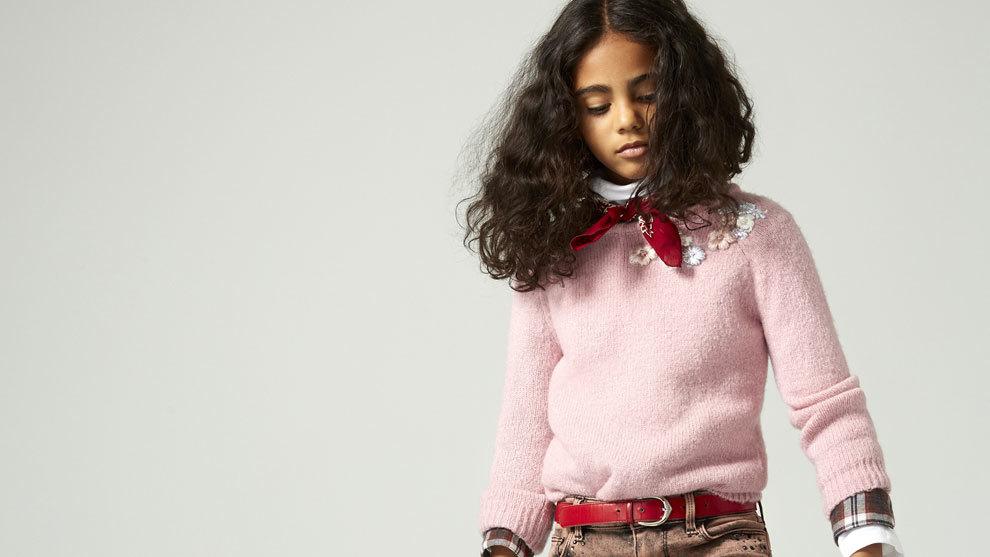25 ideas en colores pastel para el armario otoñal de tus hijos