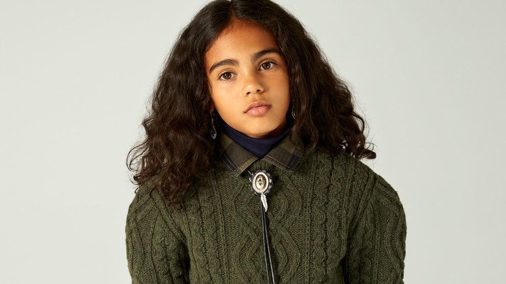 Más de 25 ideas para vestir a tus hijos con el estilo más invernal.
