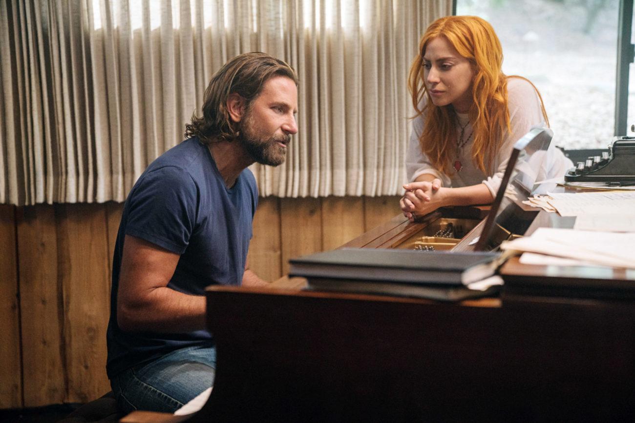 Bradley Cooper debuta como director en esta historia...