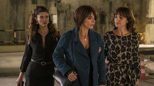 Maribel Verdú, Paula Echevarría y Juana Acosta en Ola de crímenes.