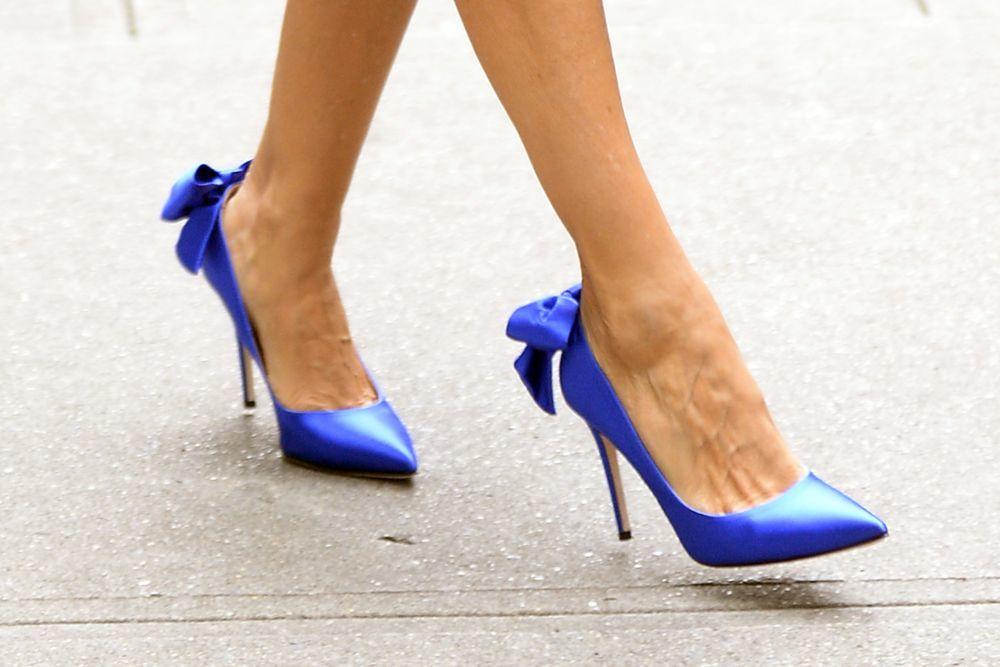 Zapatos de la colección SJP.
