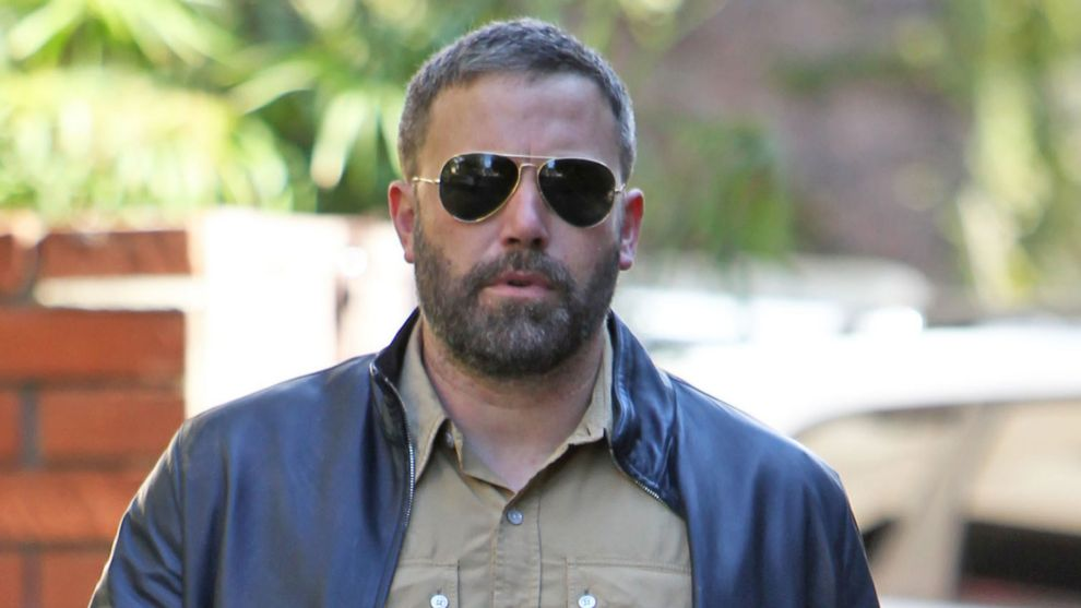 Ben Affleck paseando por Los Angeles