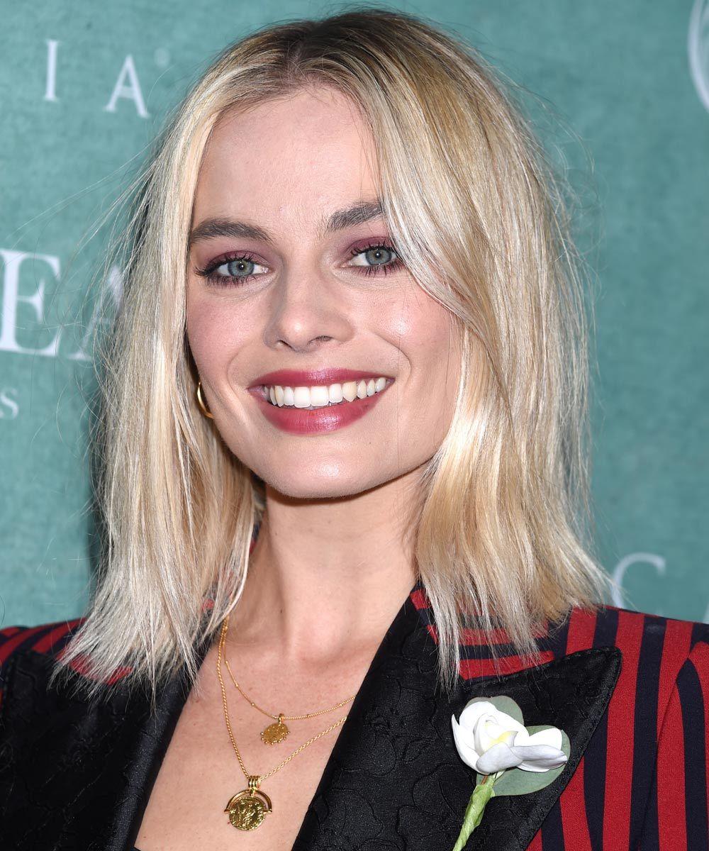 Margot Robbie es la mejor embajadora del long bob con capas que...