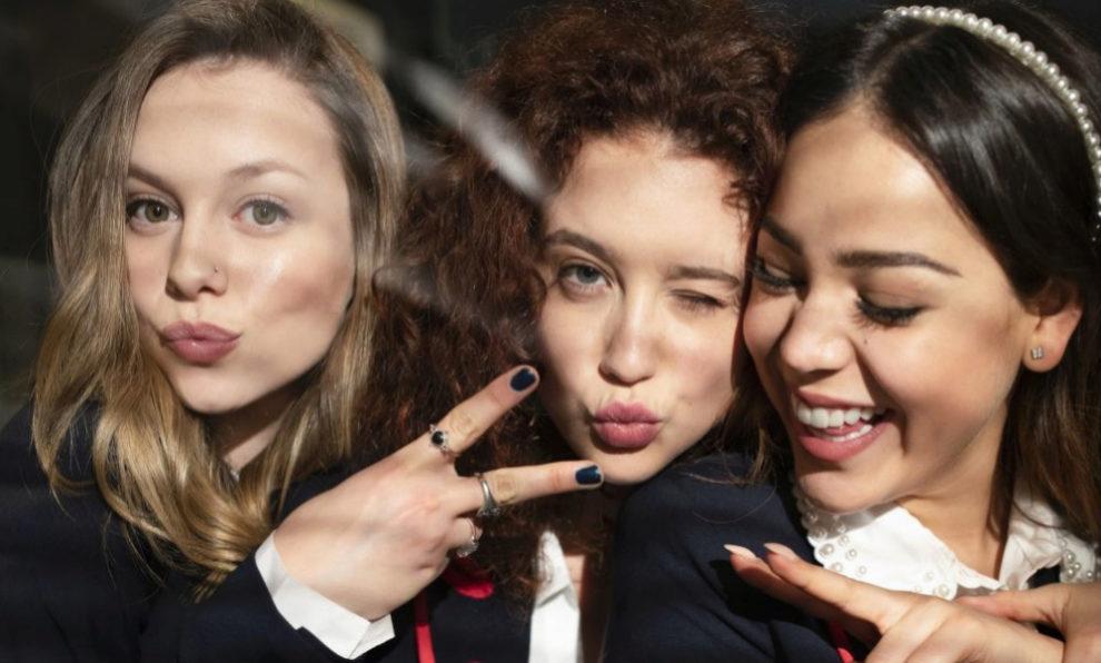 Las protagonistas femeninas de Élite, el próximo estreno de Netflix