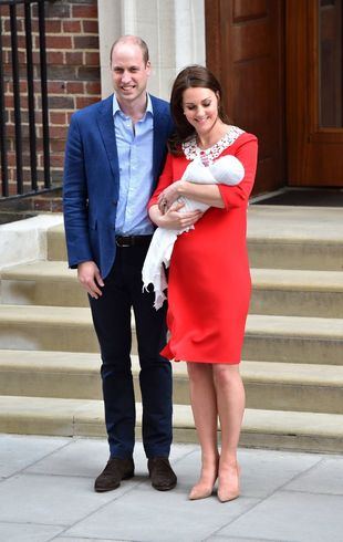 Nacimiento de Louis en Inglaterra.