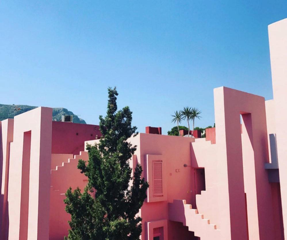 La Muralla Roja de Calpe