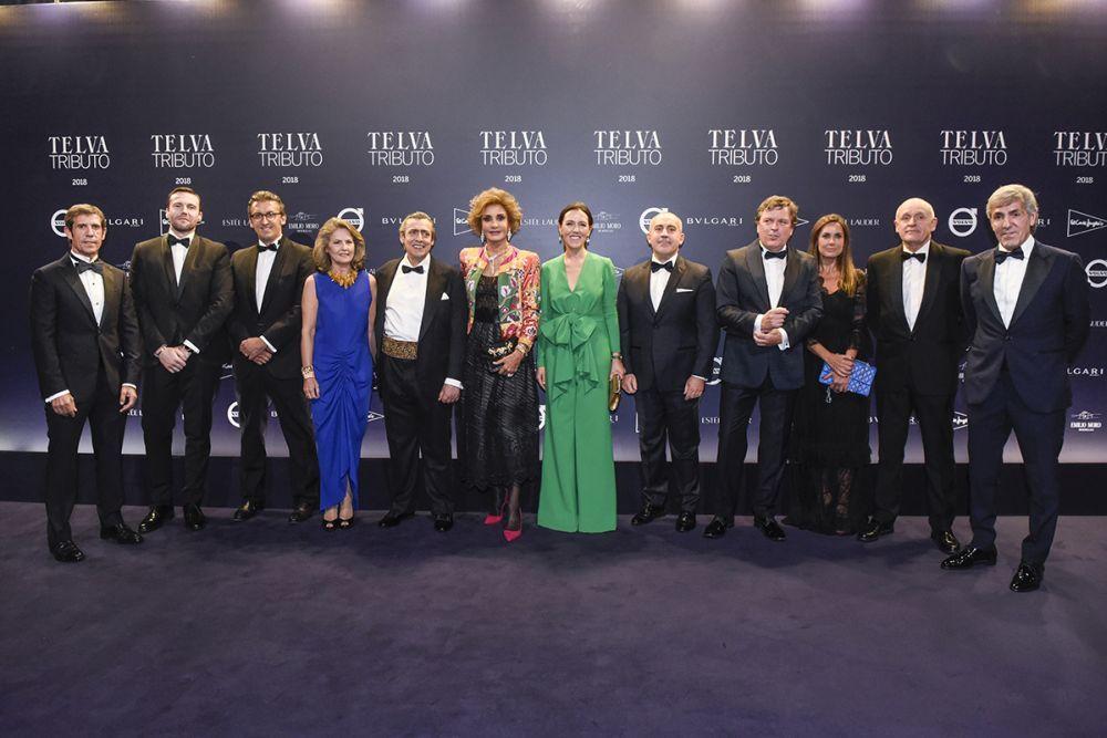 Javier Moro, director comercial de Bodegas Emilio Moro, Boris Barboni,...