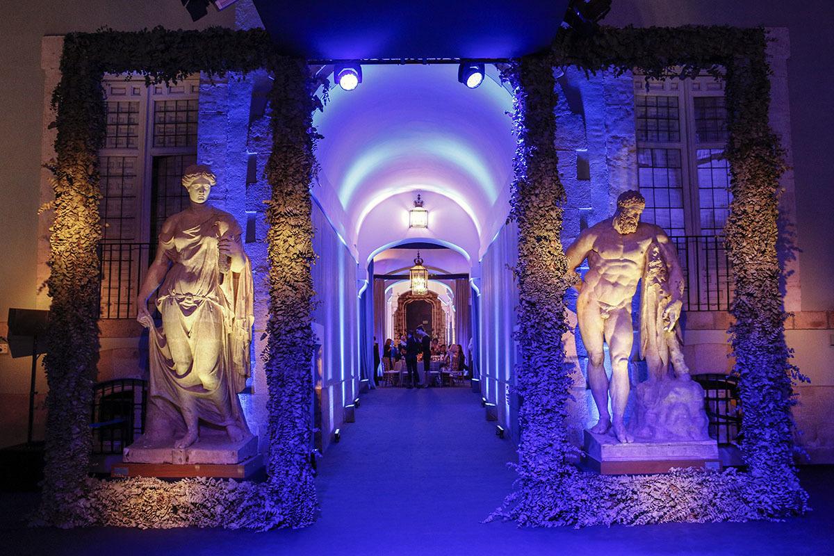 La Real Academia de Bellas Artes acoge, hasta el 2 de diciembre, la...