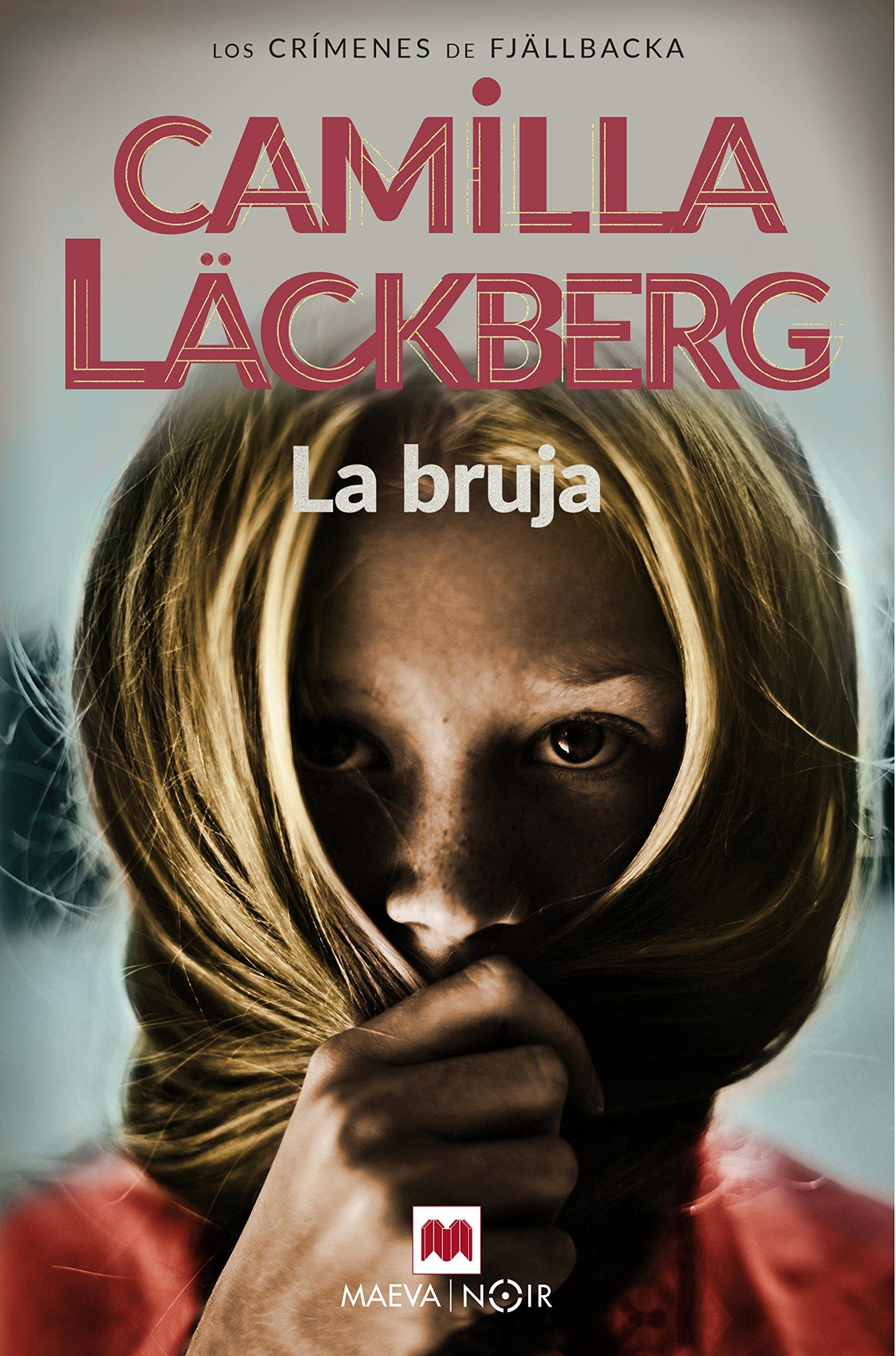 La bruja, el último libro de Camilla Läckberg