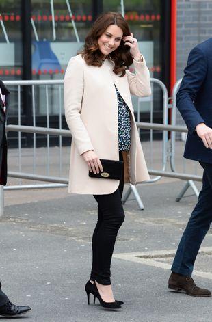 Uno de los estilismos más effortless de Kate durante su último...