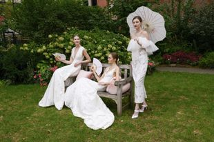 Los 10 vestidos más bonitos que hemos visto en New York Bridal Week...
