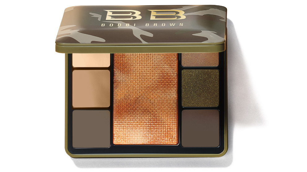 Camo Luxe Eye & Cheek Palette, Bobbi Brown.