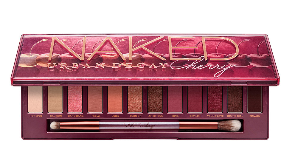 Naked Cherry Eyeshadow Palette, Urban Decay.