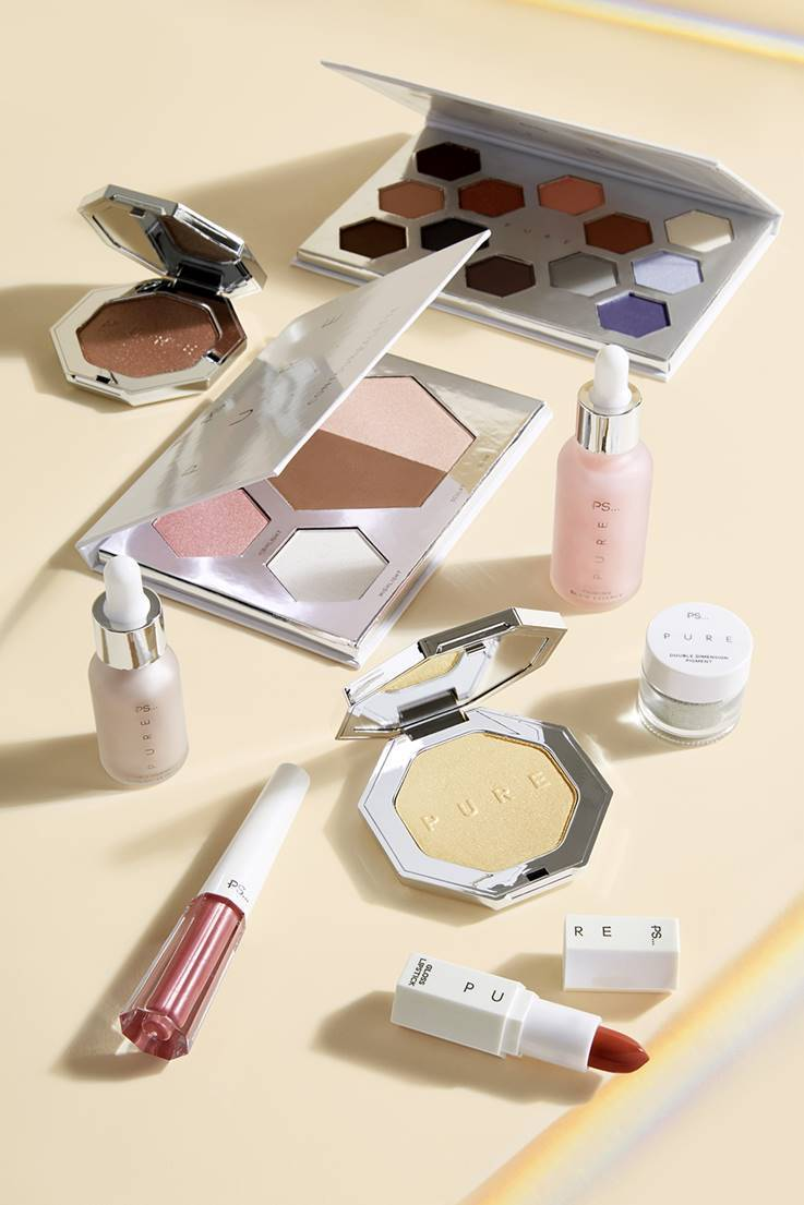 PS Primark Beaty Pure Collection.