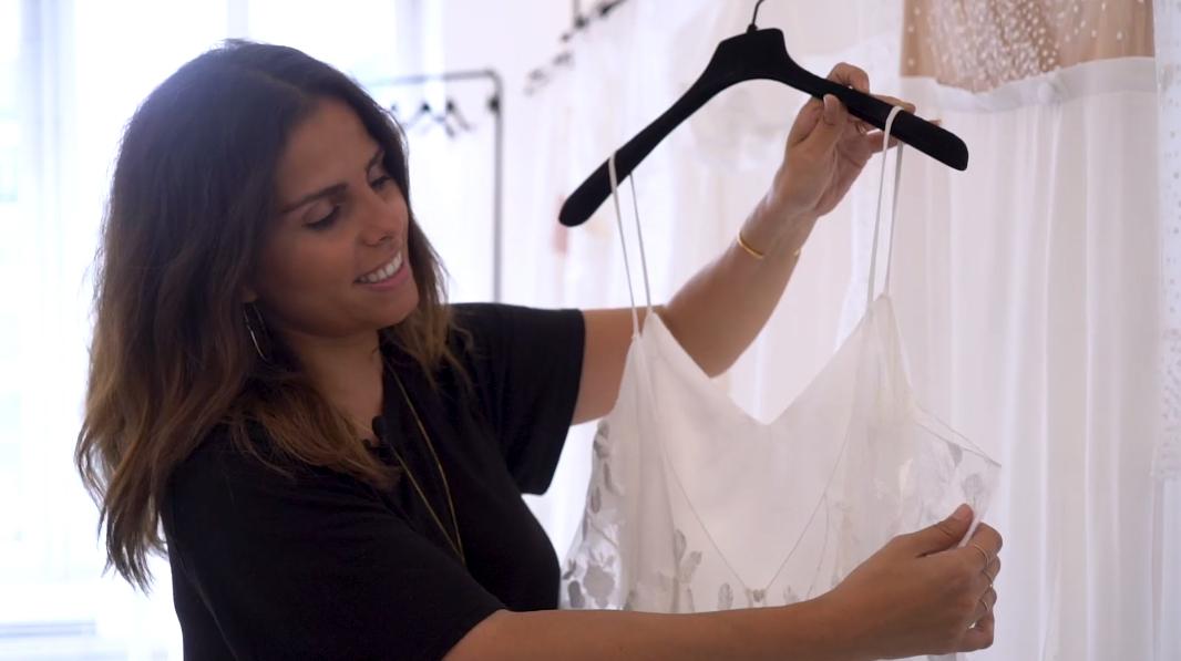 La diseñadora Rime Arodaky es nuestra mejor asesora a la hora de...