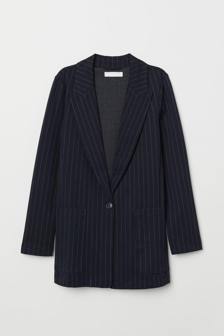 Blazer de punto, de H&M (29,99 euros).