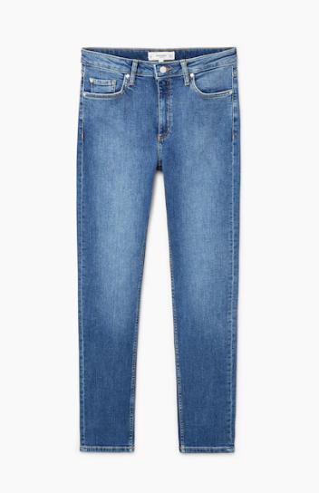 Jeans straight anna (20,99 euros).