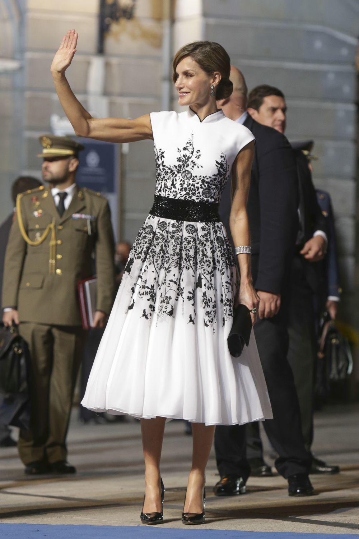 Los mejores looks de la reina Letizia.