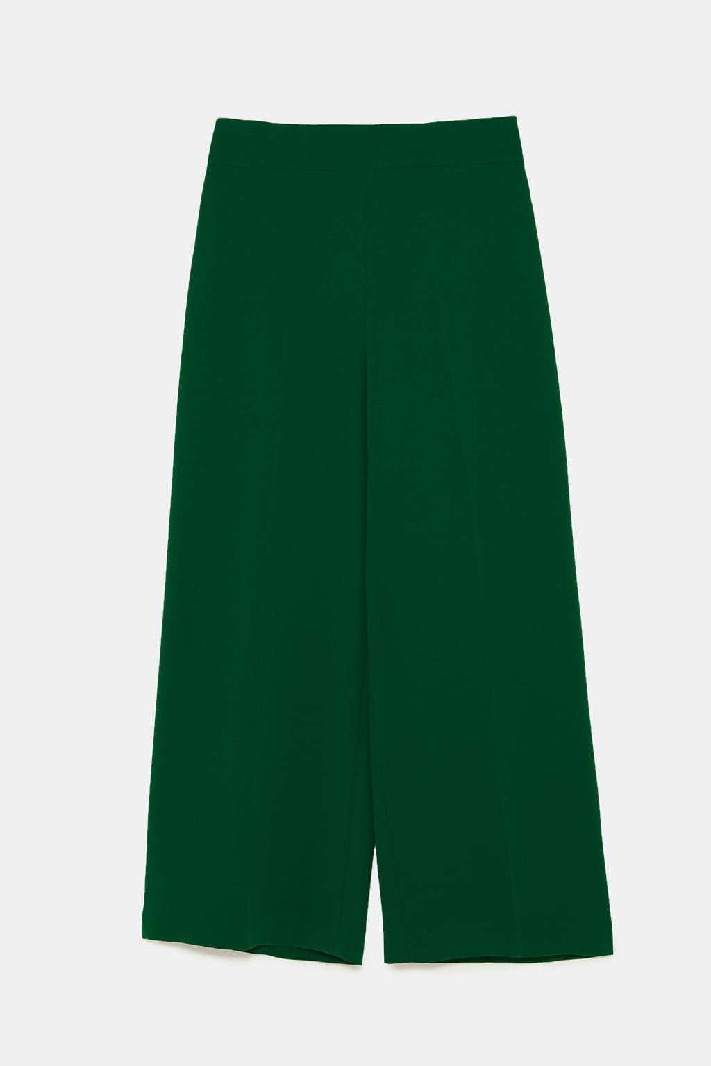 Pantalón de tiro alto (29,95 euros).