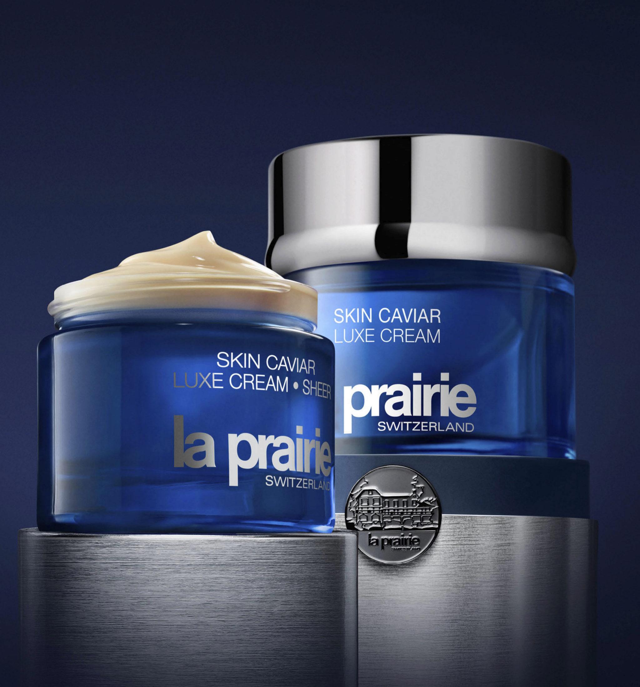 Skin Caviar Luxe Cream enriquecida con Caviar Premier.