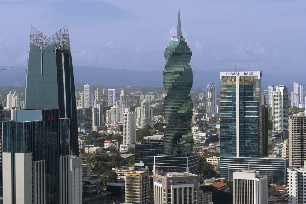El F&F Tower de Panamá