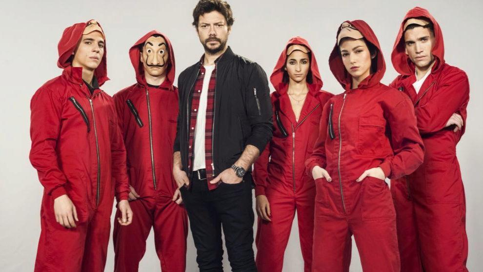 La Casa de Papel tendrá cuarta temporada.