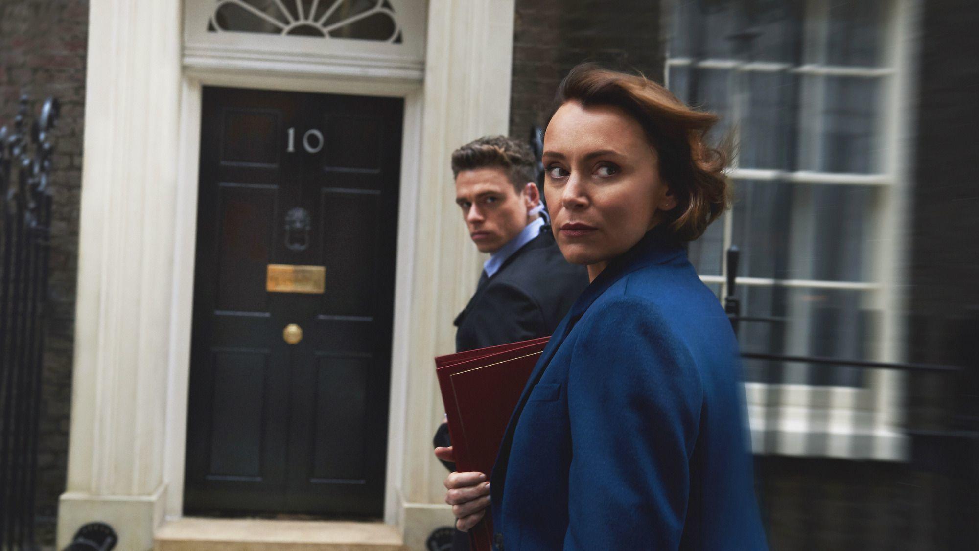Bodyguard, protagonizada por Richard Madden y Keeley Hawes llega por...