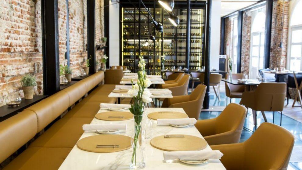 Restaurante Dos Cielos Madrid de los hermanos Torres.
