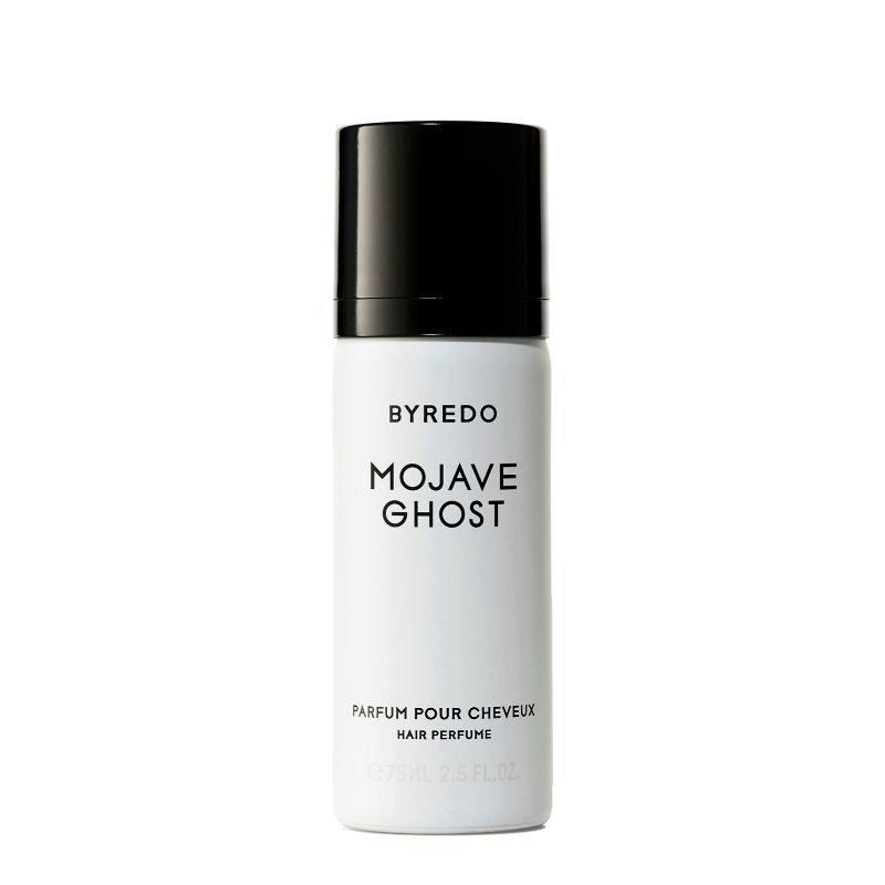 Byredo Mojave Ghost hair perfume (50 euros).
