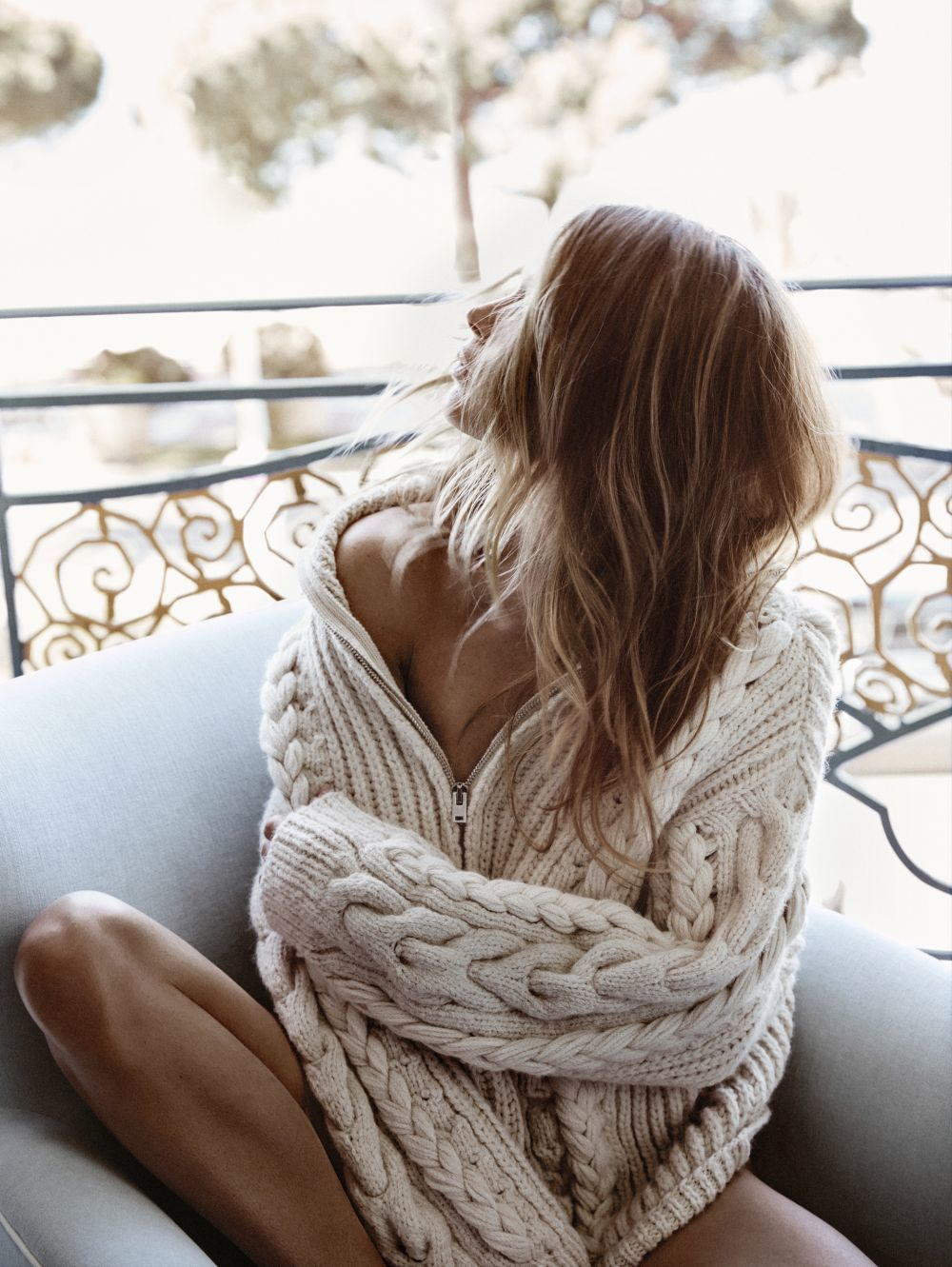 Jersey de ochos de lana, IRO.