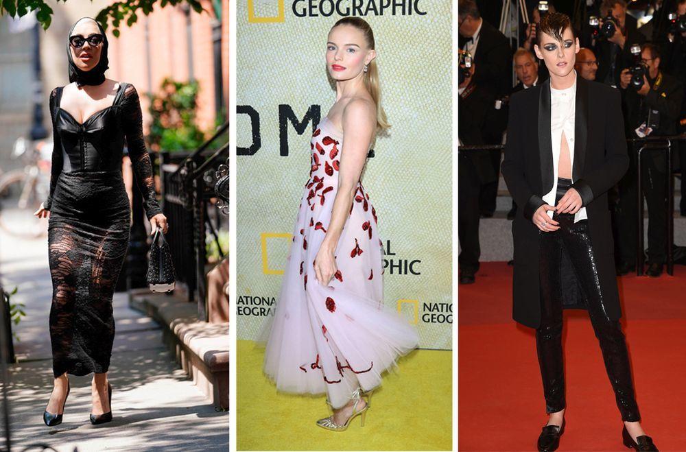 Lady Gaga, Kate Bosworth y Kristen Stewart lucienzo zapatos de Sarah...