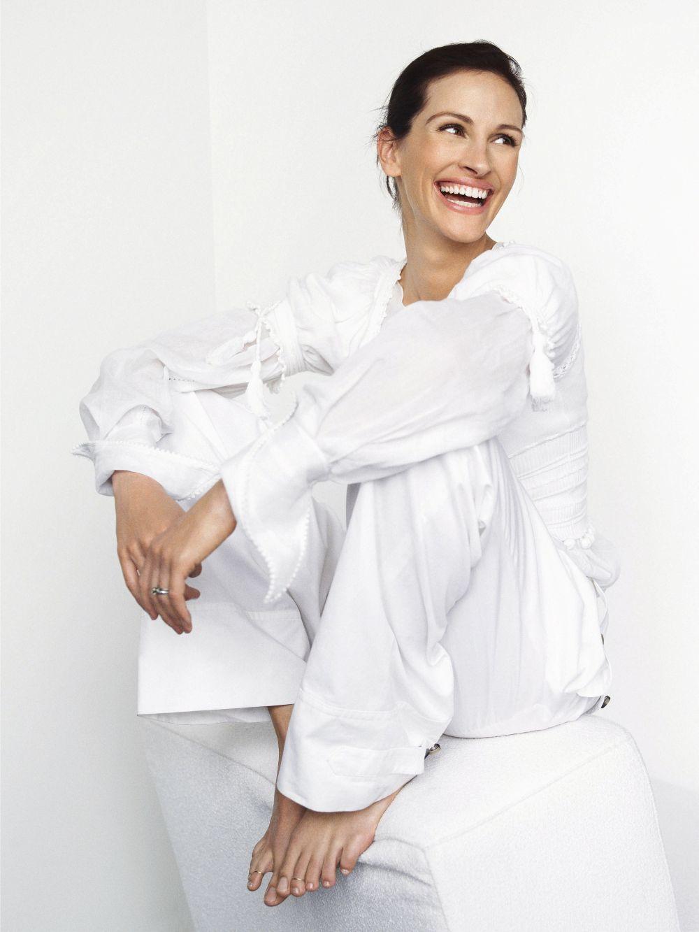 La sonrisa de la Julia Roberts es uno de sus sellos de identidad.