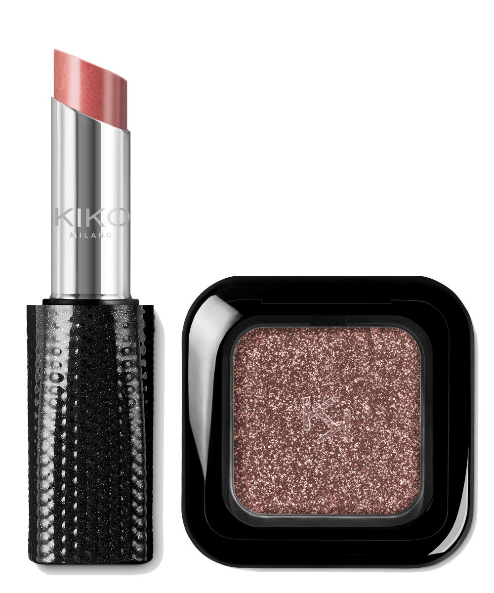 Dark Treasure Metal Lip Stylo 02 y Glitter Shower Eyeshadow 02, todo...
