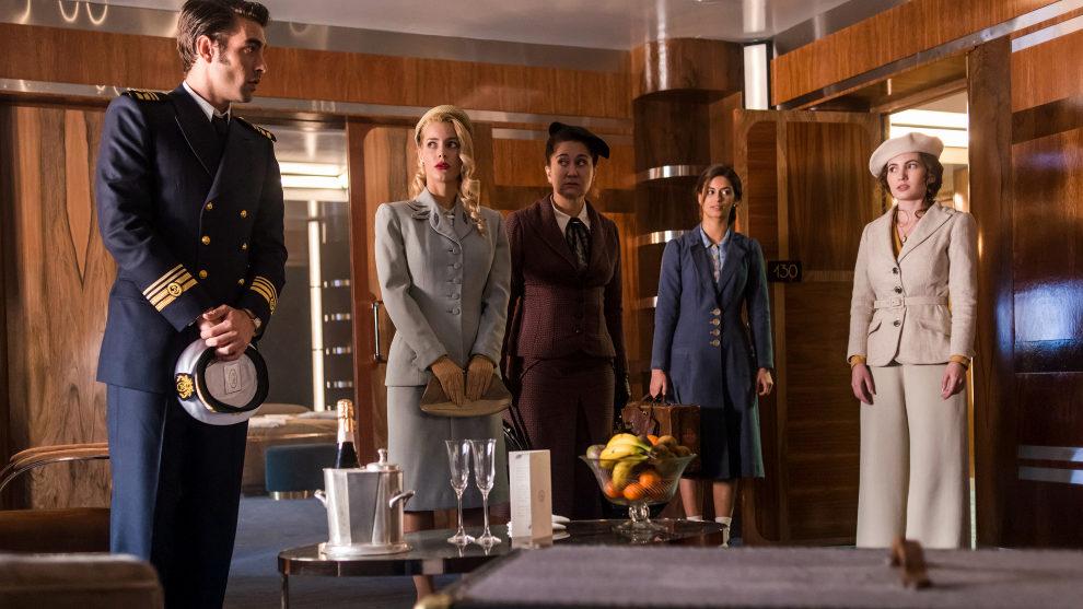 Netflix inicia el rodaje de Alta Mar, una nueva serie original...