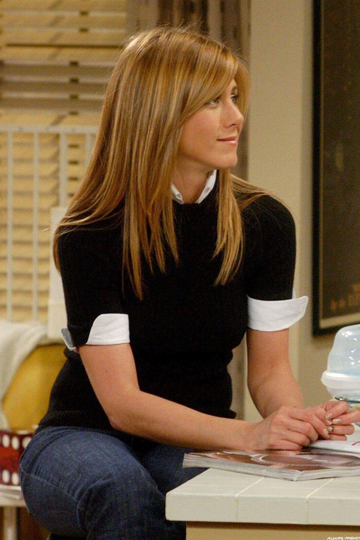 El corte Rachel de Friends inspira de nuevo los cortes de pelo de moda...