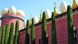 Exterior del Museo Dalí