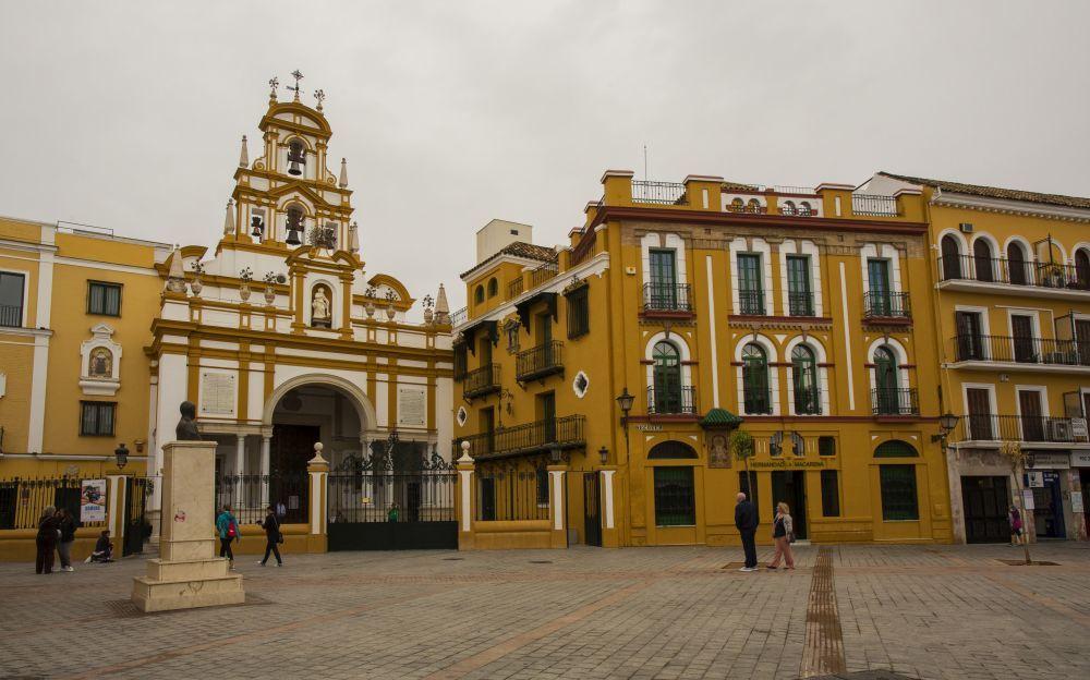 Basílica de la Macarena.