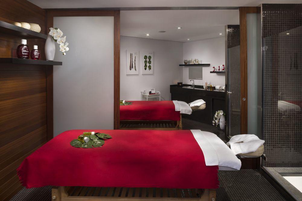Las espectaculares cabinas de belleza para hacerte un tratamiento en...